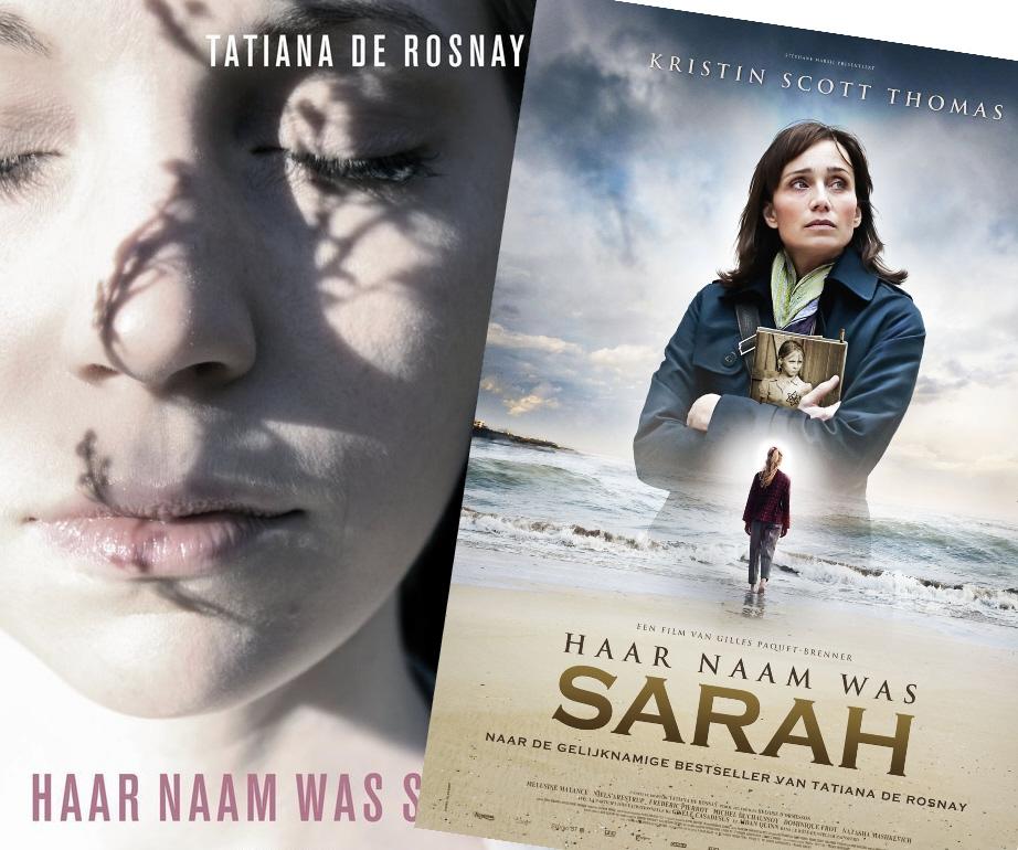 Haar naam was Sarah – Tatiana de Rosnay