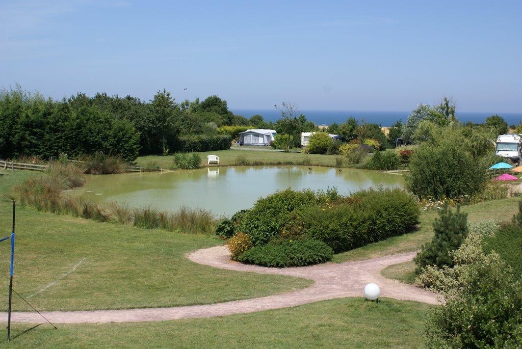 Camping Port'Land, Port-en-Bessin