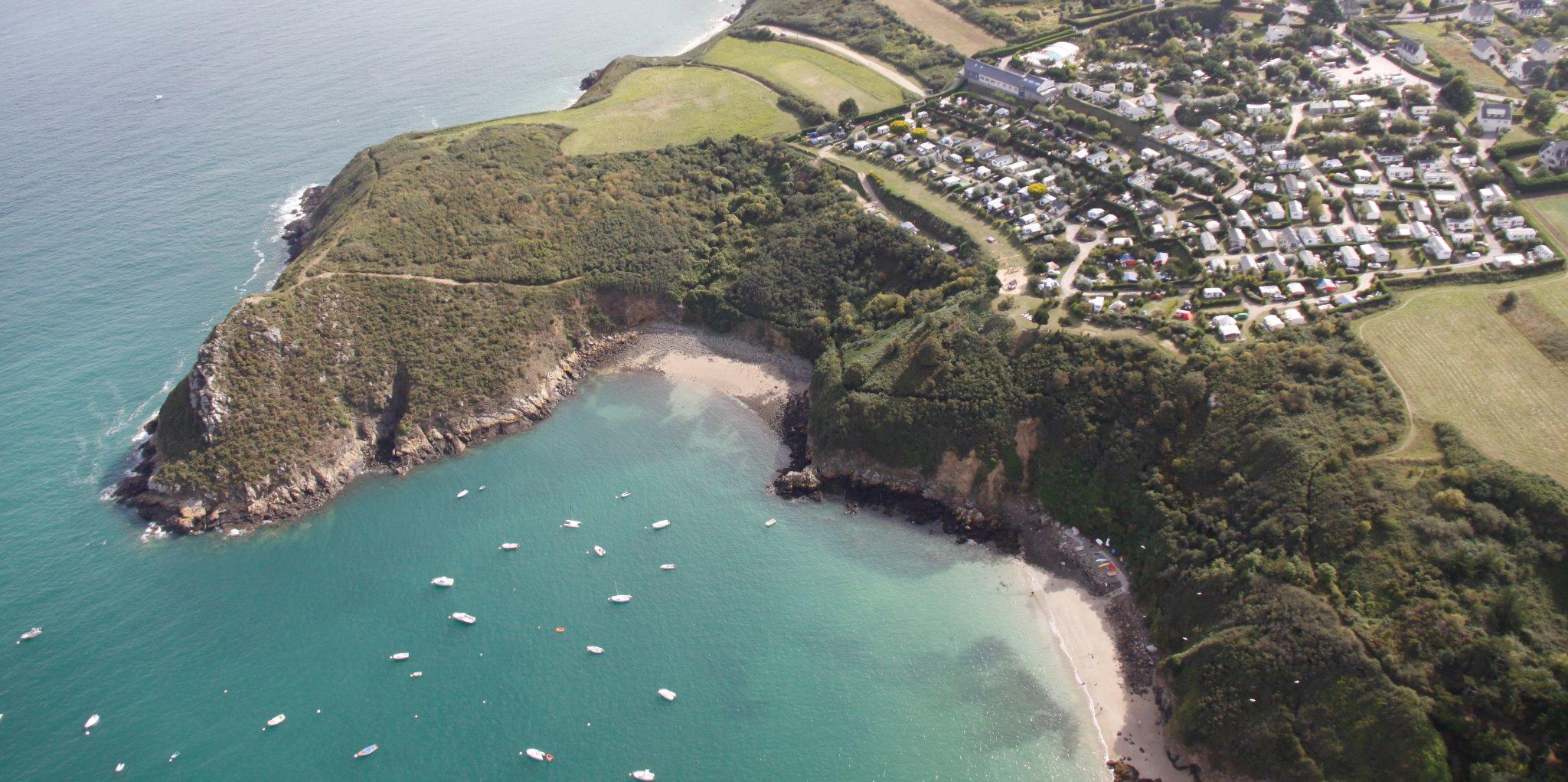 De 10 Mooiste Campings Aan Zee In Frankrijk