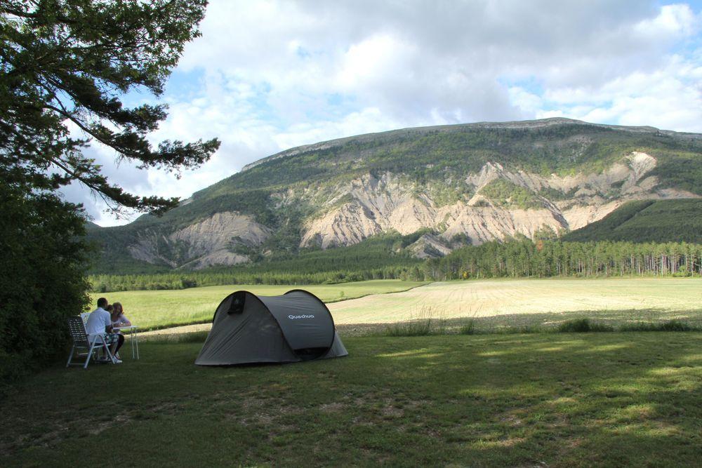 Camping La Source, Hautes Alpes