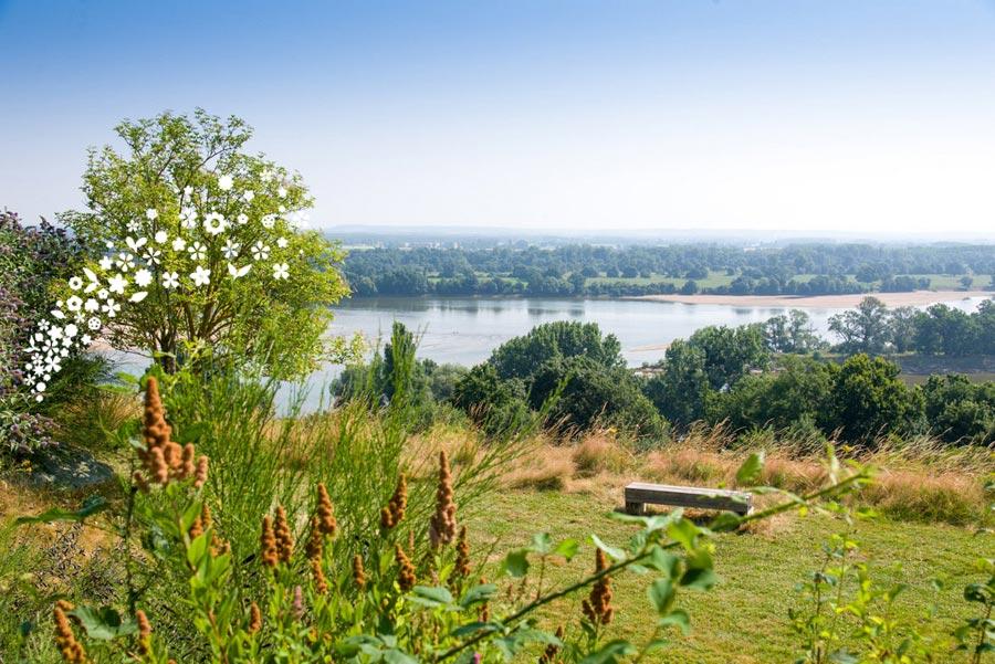 Huttopia Saumur aan de Loire: comfortabel genieten van natuur en cultuur