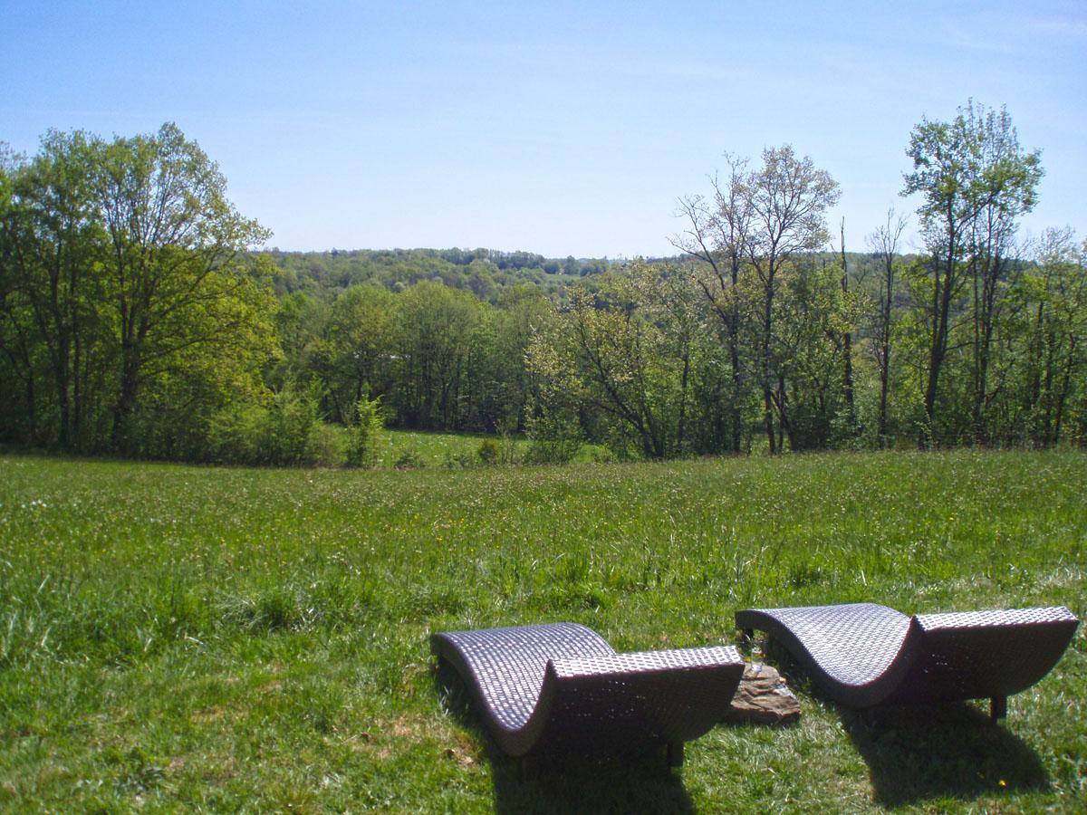 Le Domaine Vert, voor de volwassen rustzoeker
