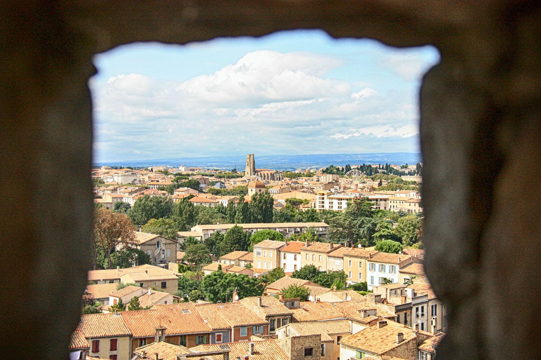 Één van de vele redenen om nog eens terug te gaan: als je een dagje Carcassonne doet heb je geen tijd om het nieuwere gedeelte van de stad te bekijken, dat volgens de boekjes ook zeer de moeite waard is..