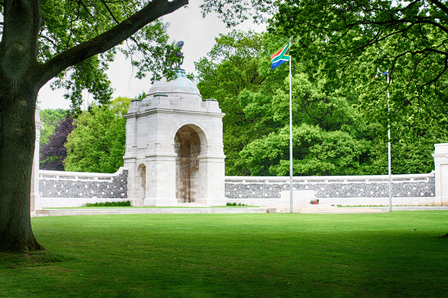 Delville Wood South African National Memorial