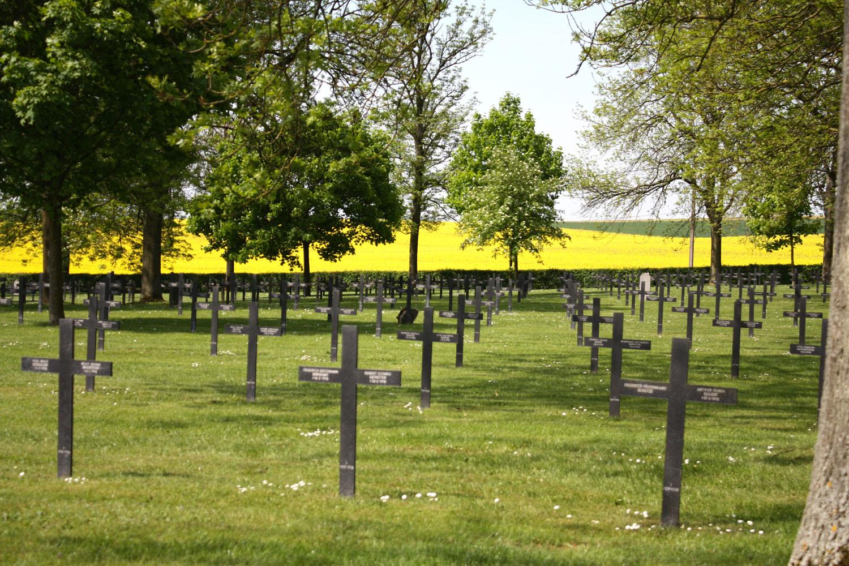 Deutsche Kriegsgräberstätte Fricourt
