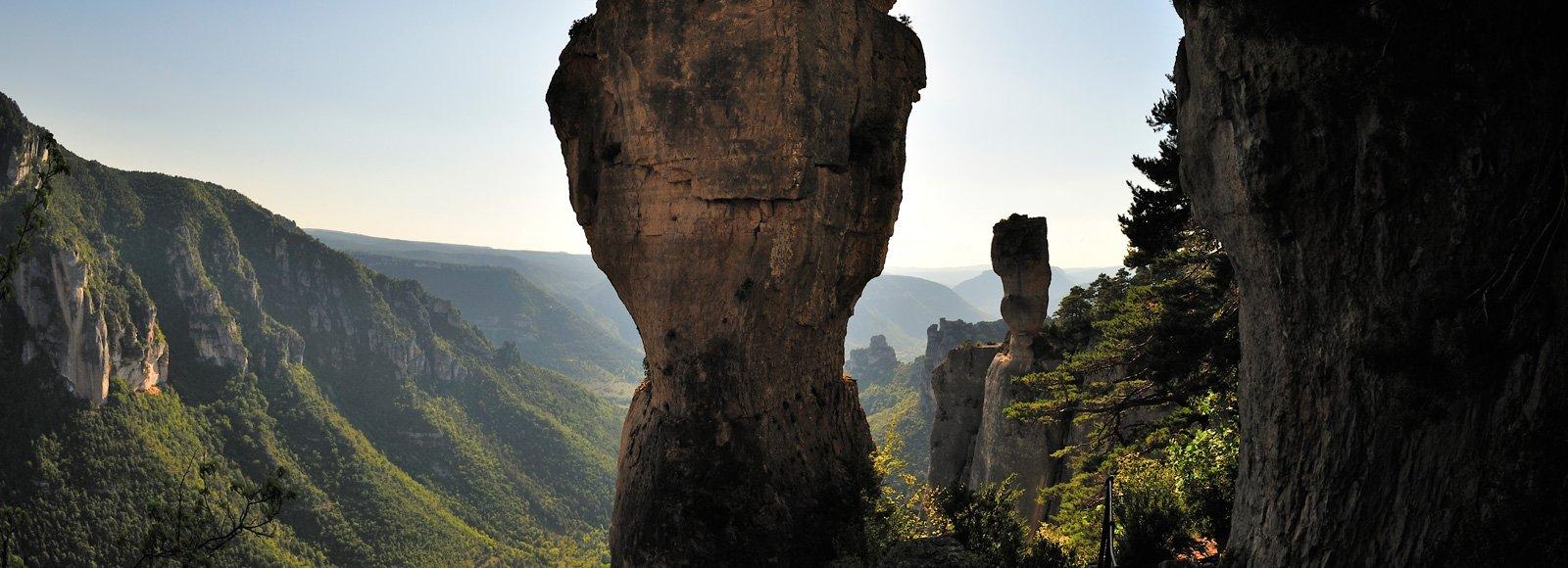 Gorges in Frankrijk