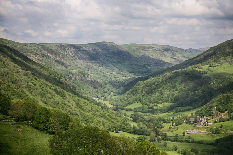 Vallée de la Maronne