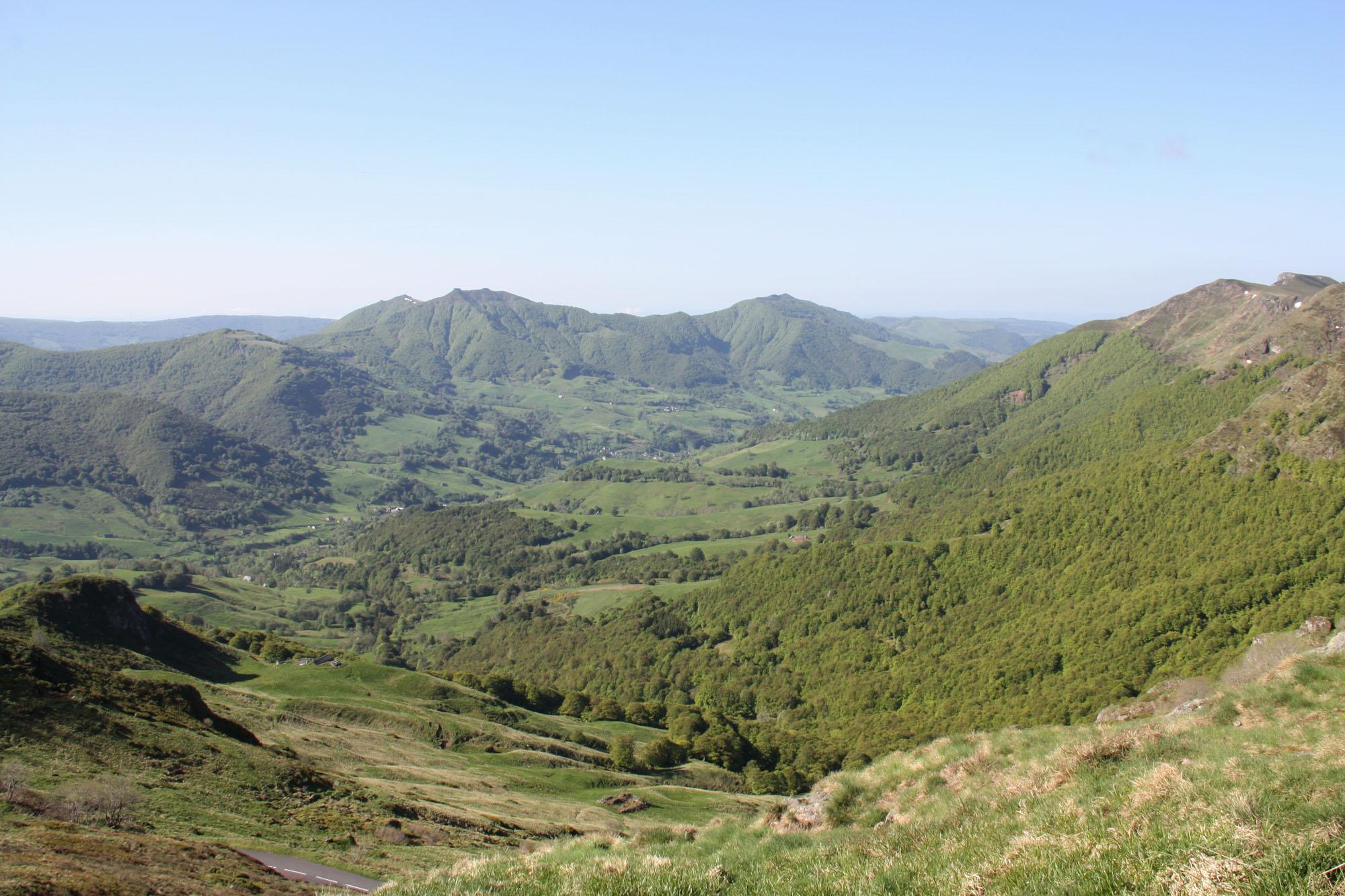 Vallée de la Jordanne: misschien wel het mooiste stukje Auvergne