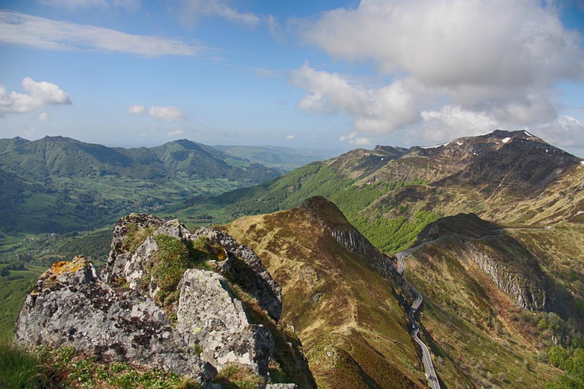 Puy Mary: uitzicht over de grootste vulkaan van Europa