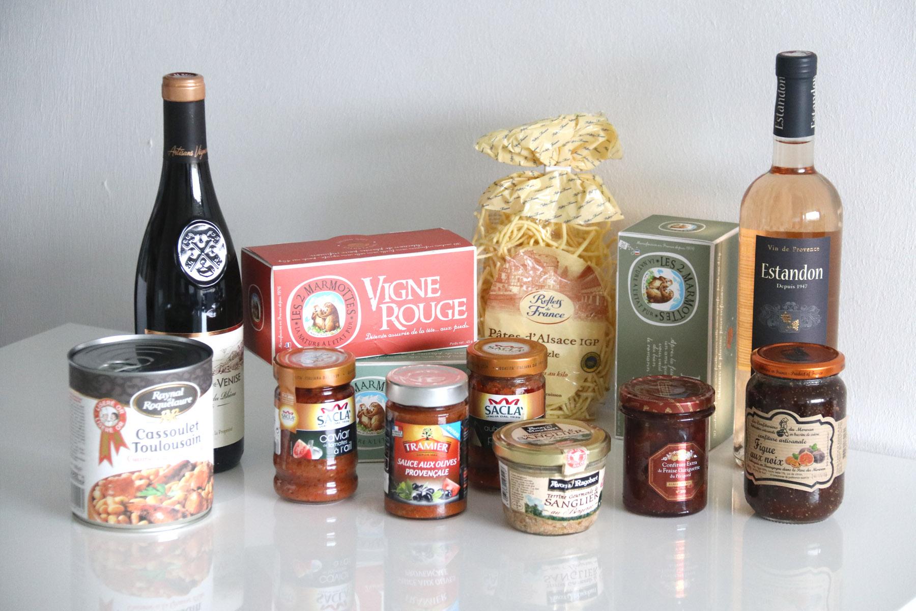 7 producten om mee te nemen uit een Franse supermarkt