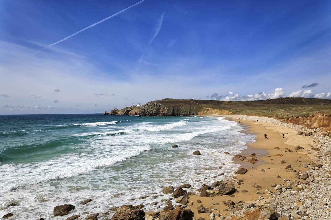 De mooiste stranden van Bretagne