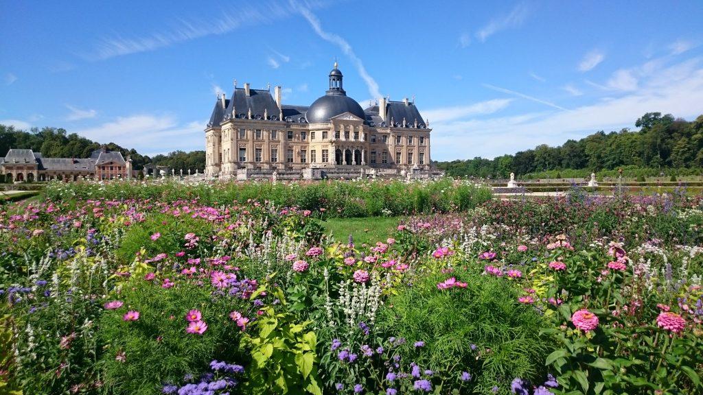 Tuinen van Vaux-le-Vicomte