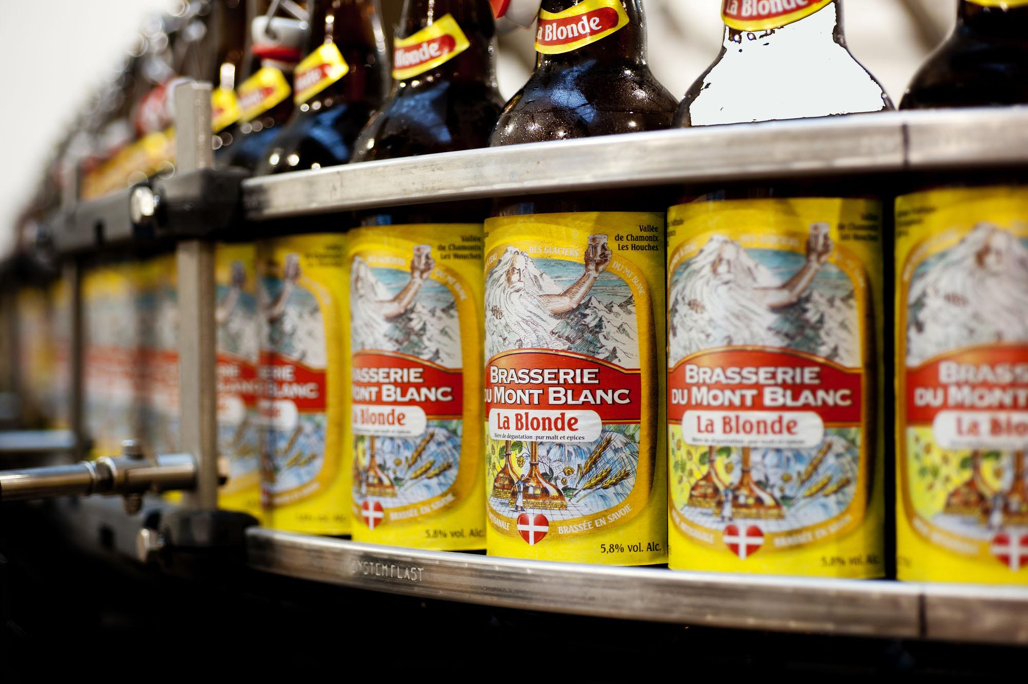 Bier van Brasserie du Mont-Blanc