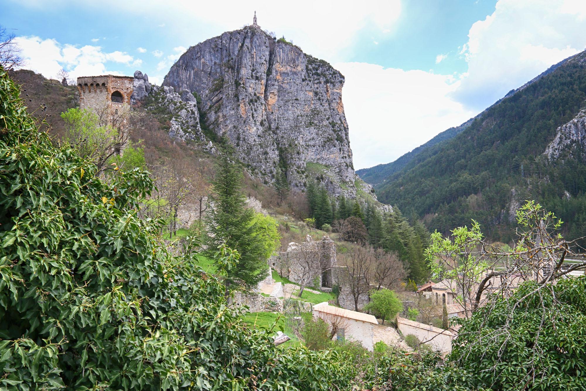 3 leuke restaurants in Castellane en omgeving