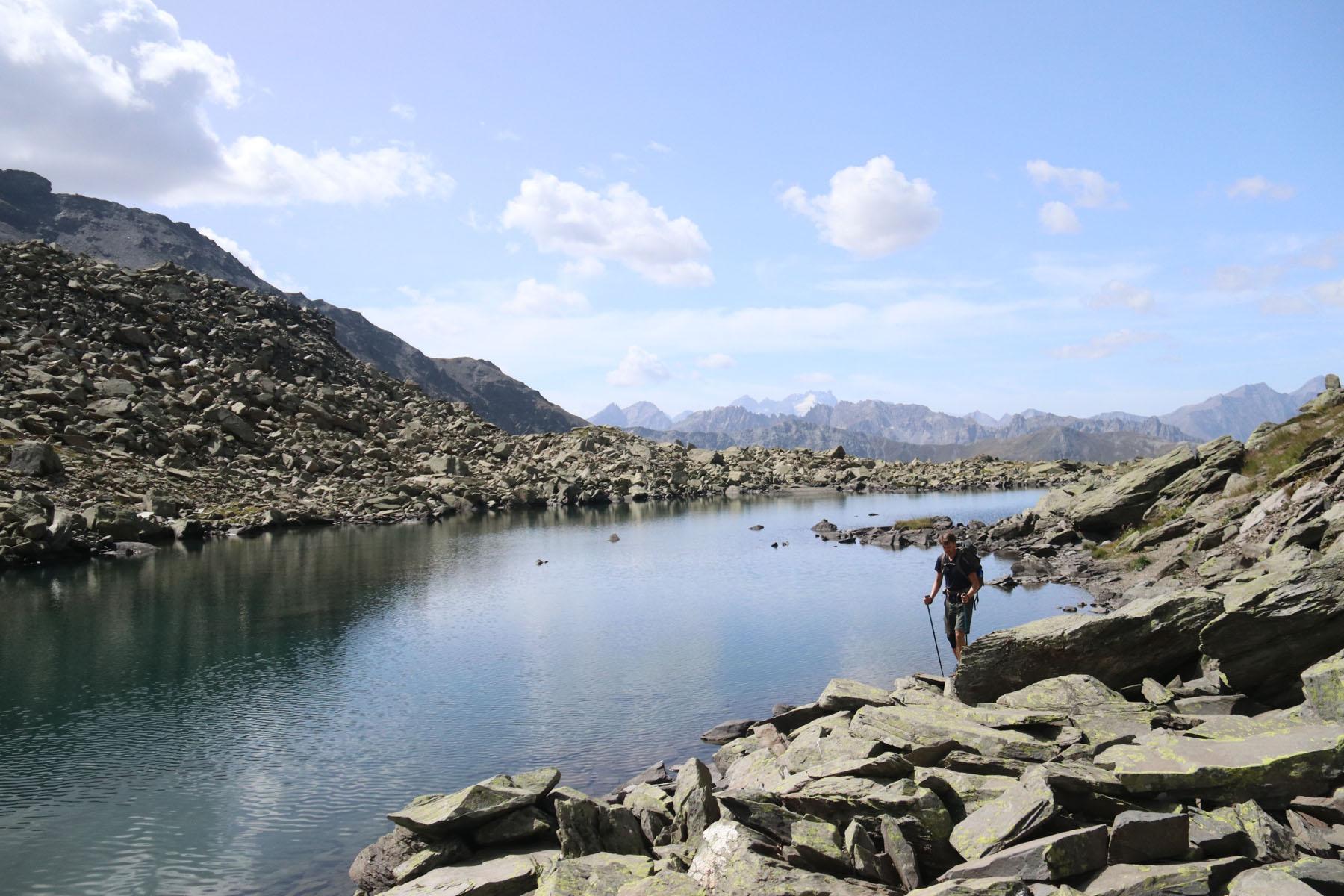 Tour du Mont Thabor: van hut naar hut door een betoverend landschap