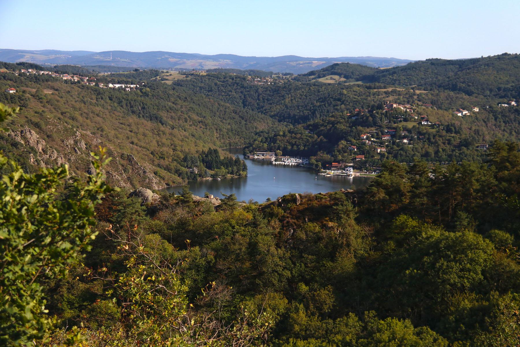 Gorges de la Loire