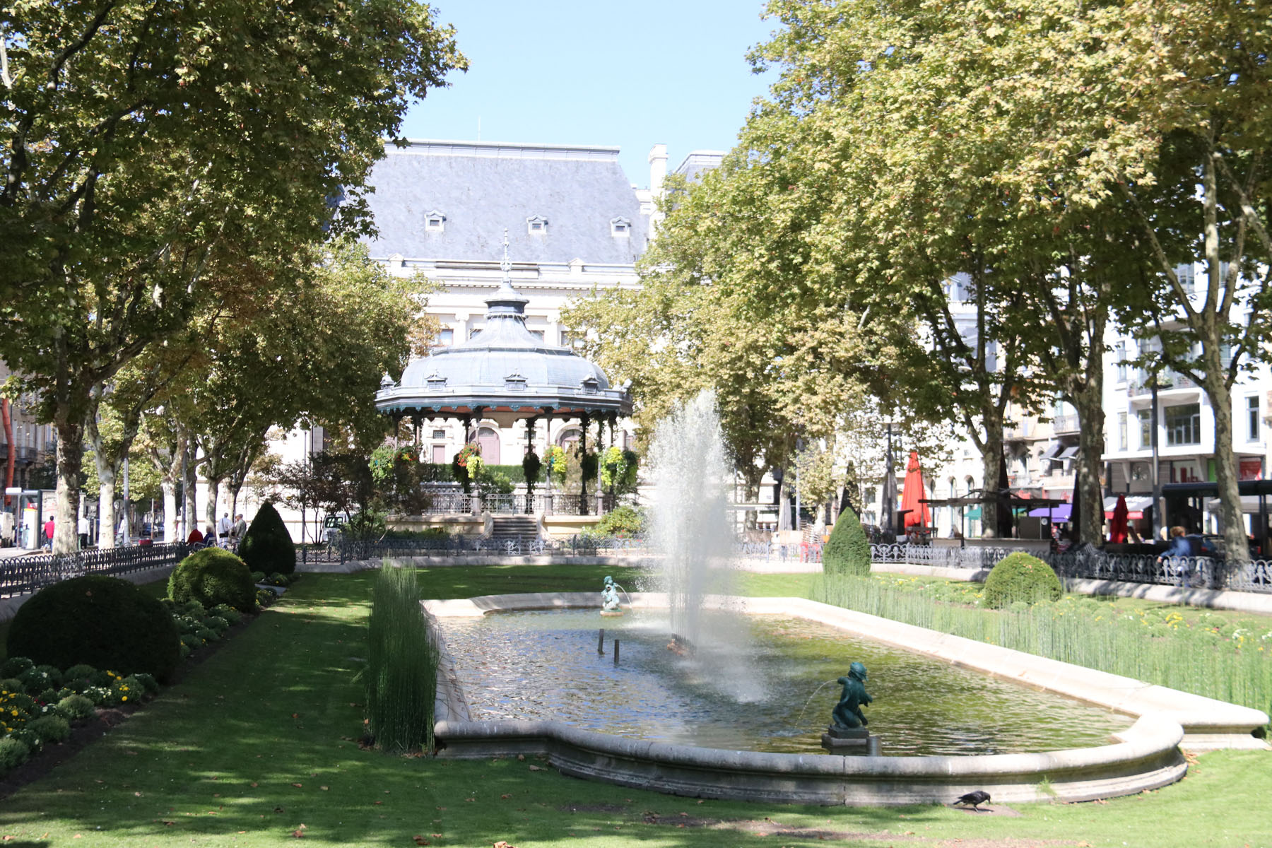 Park in Saint-Étienne