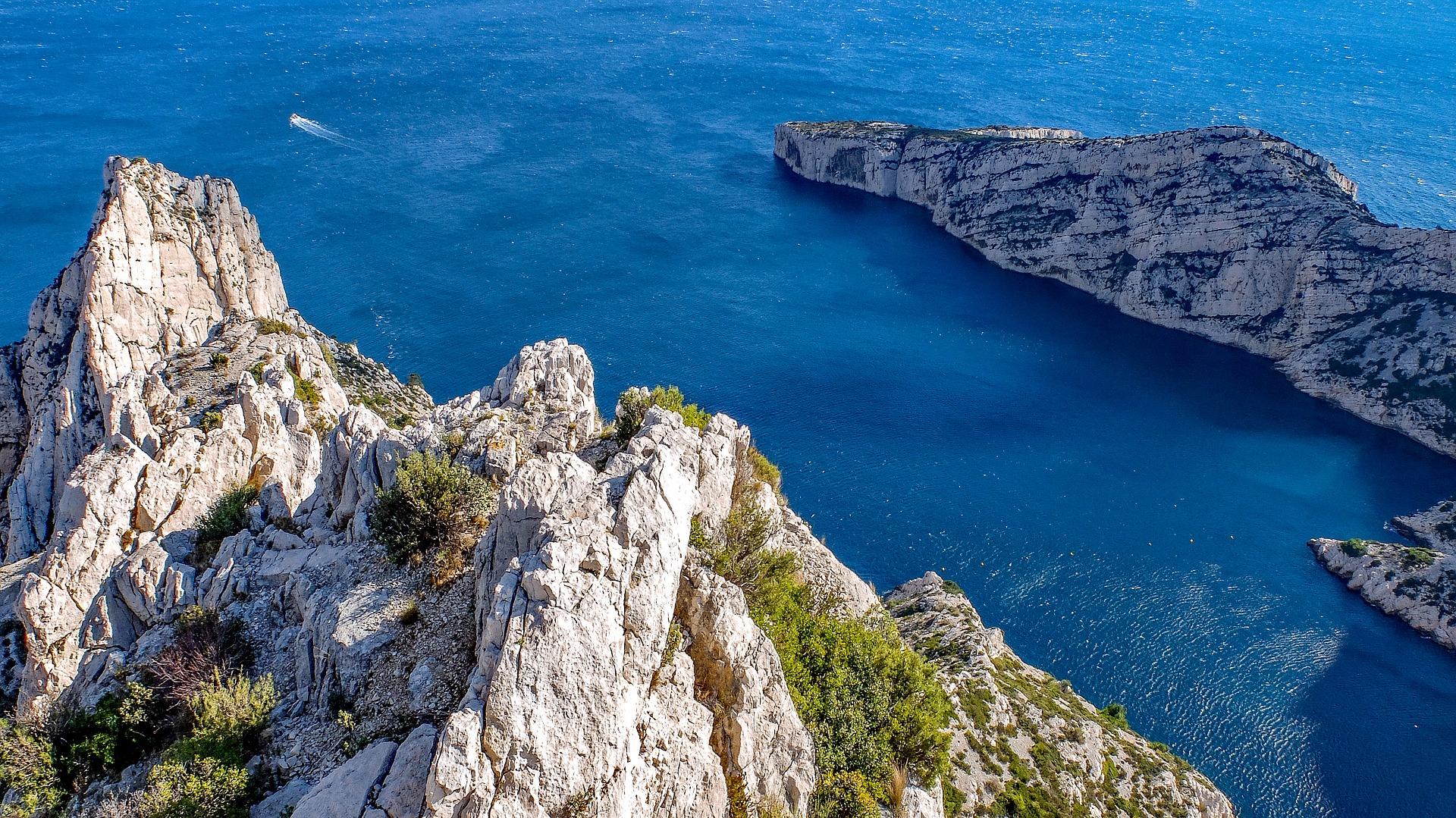 10 kleine campings aan de Middellandse Zee