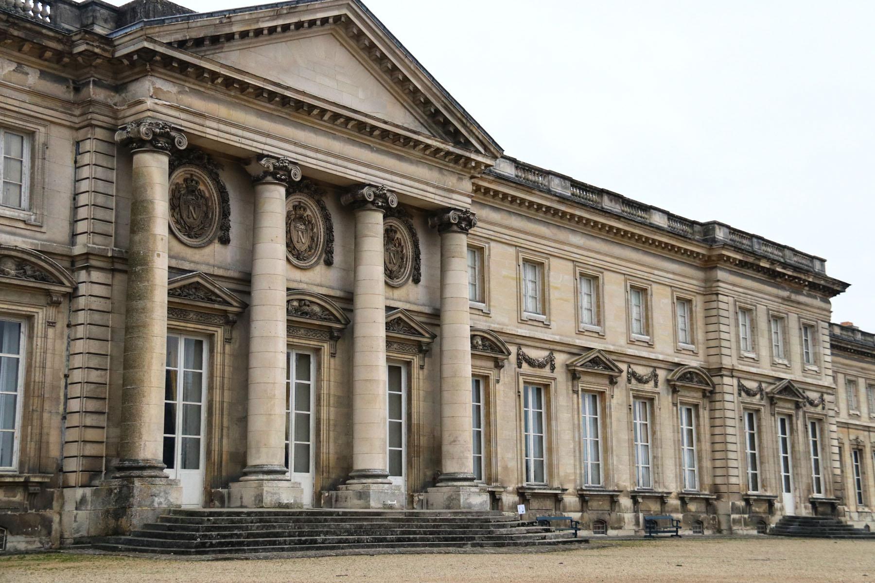 Het kasteel van Compiègne
