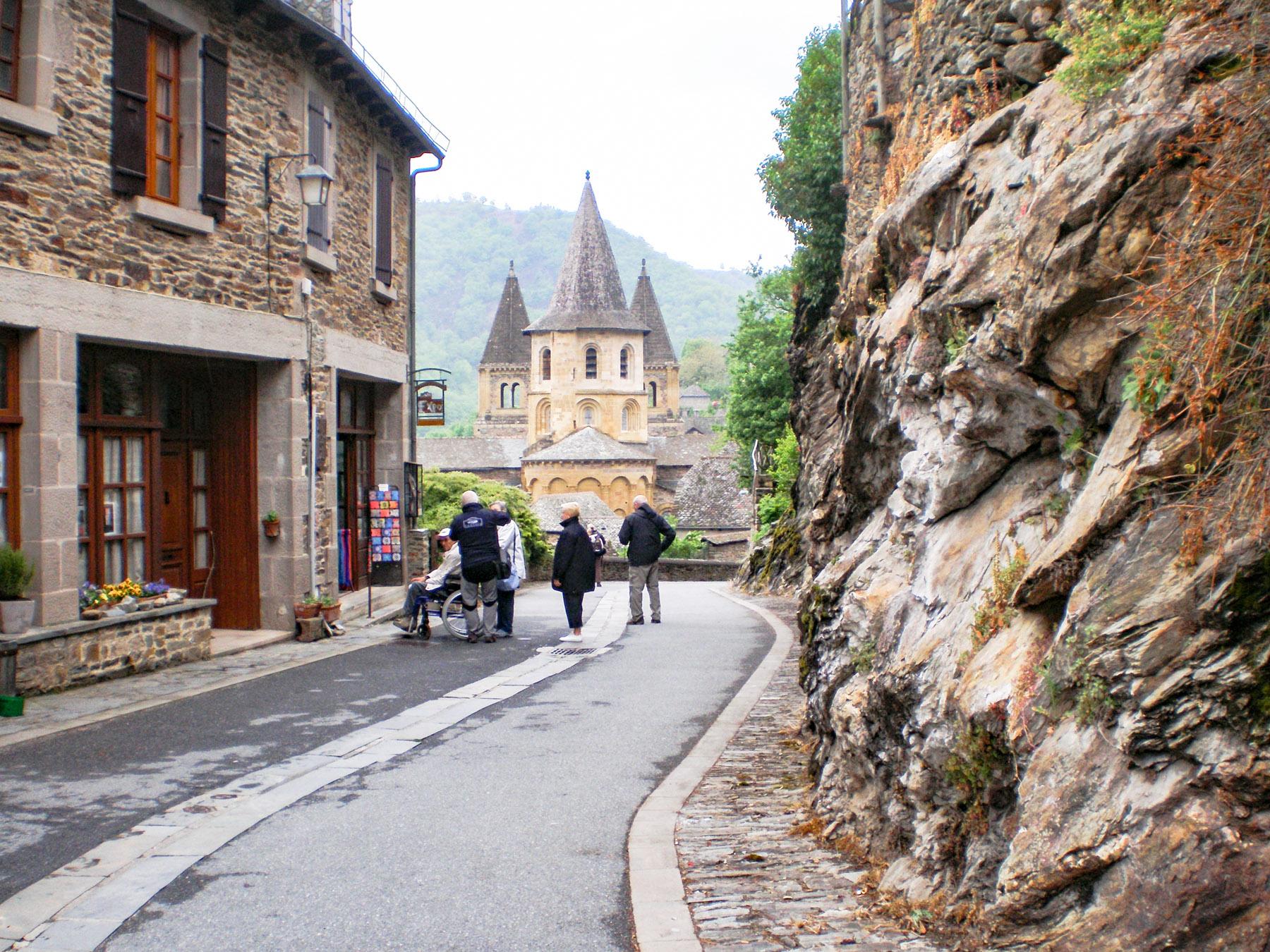 Abdijkerk van Sainte-Foy