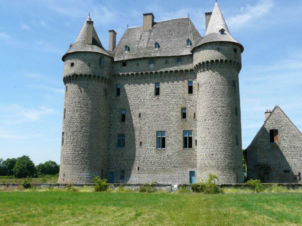 Château De Saint-Maixant