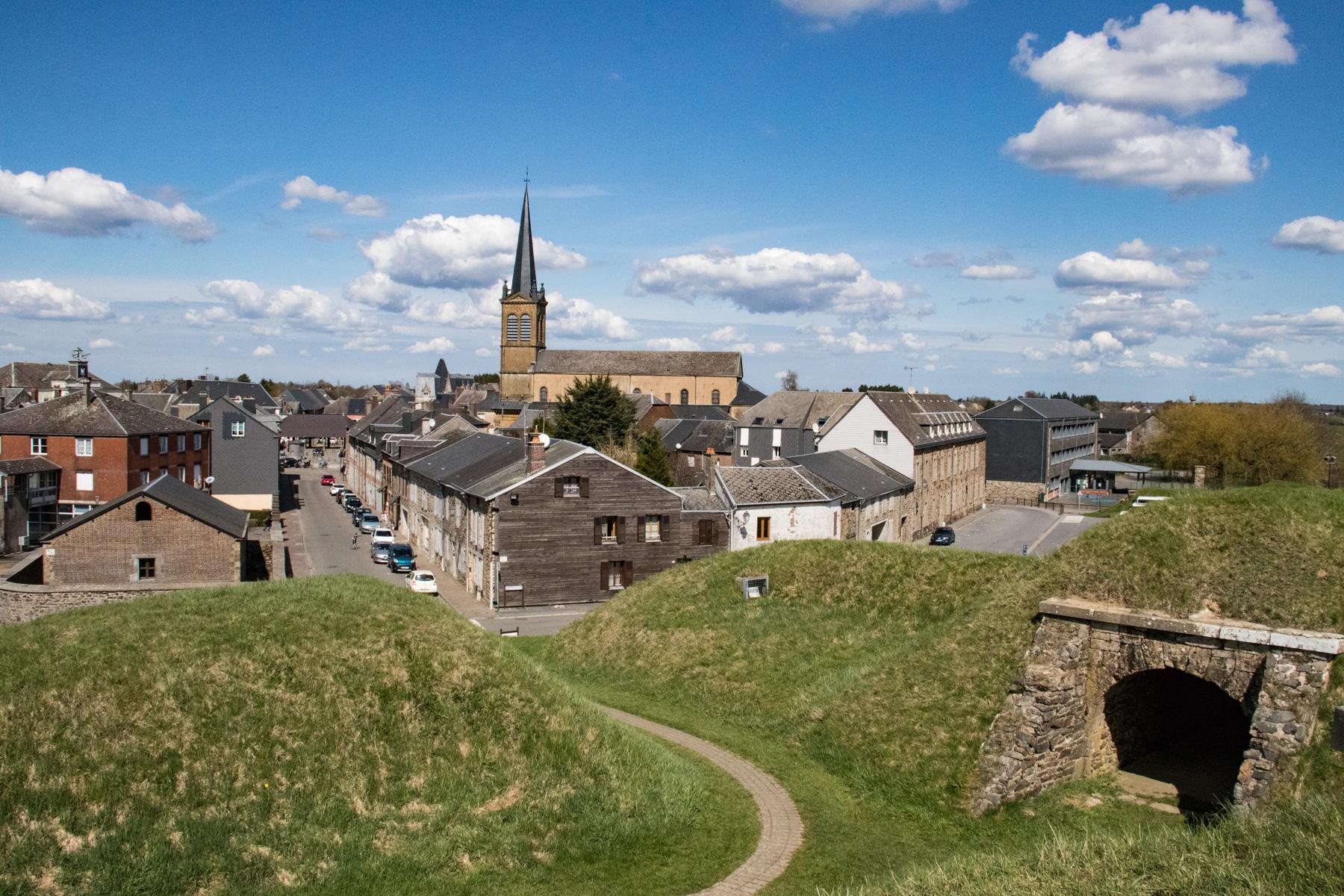 Rocroi, Franse Ardennen