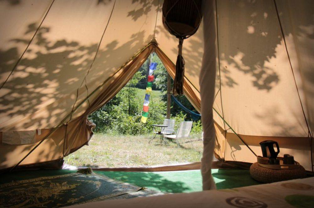 Eco Camping La Tière