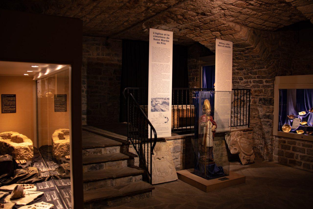Het Museum van Millau