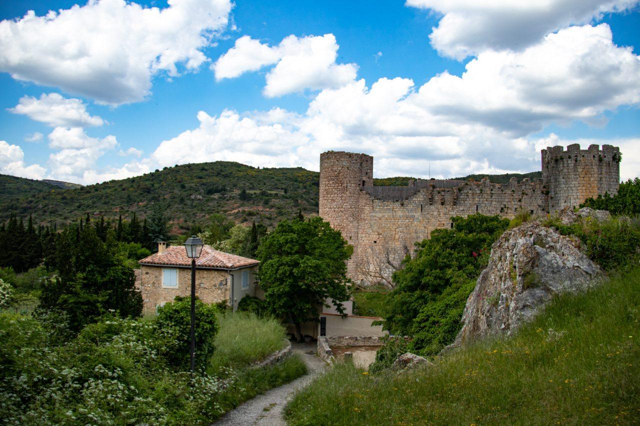 Het kasteel van Villerouge-Termenès
