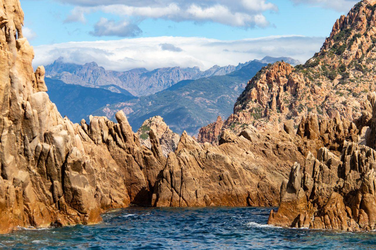 Excursie naar natuurreservaat Scandola op Corsica