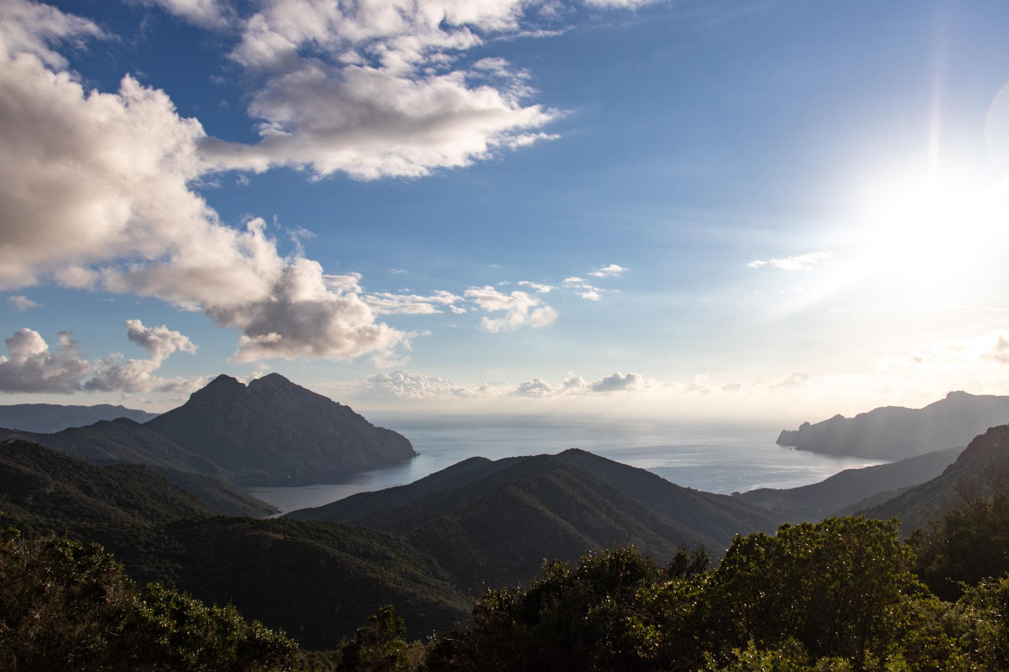 Roadtrip langs de westkust van Corsica