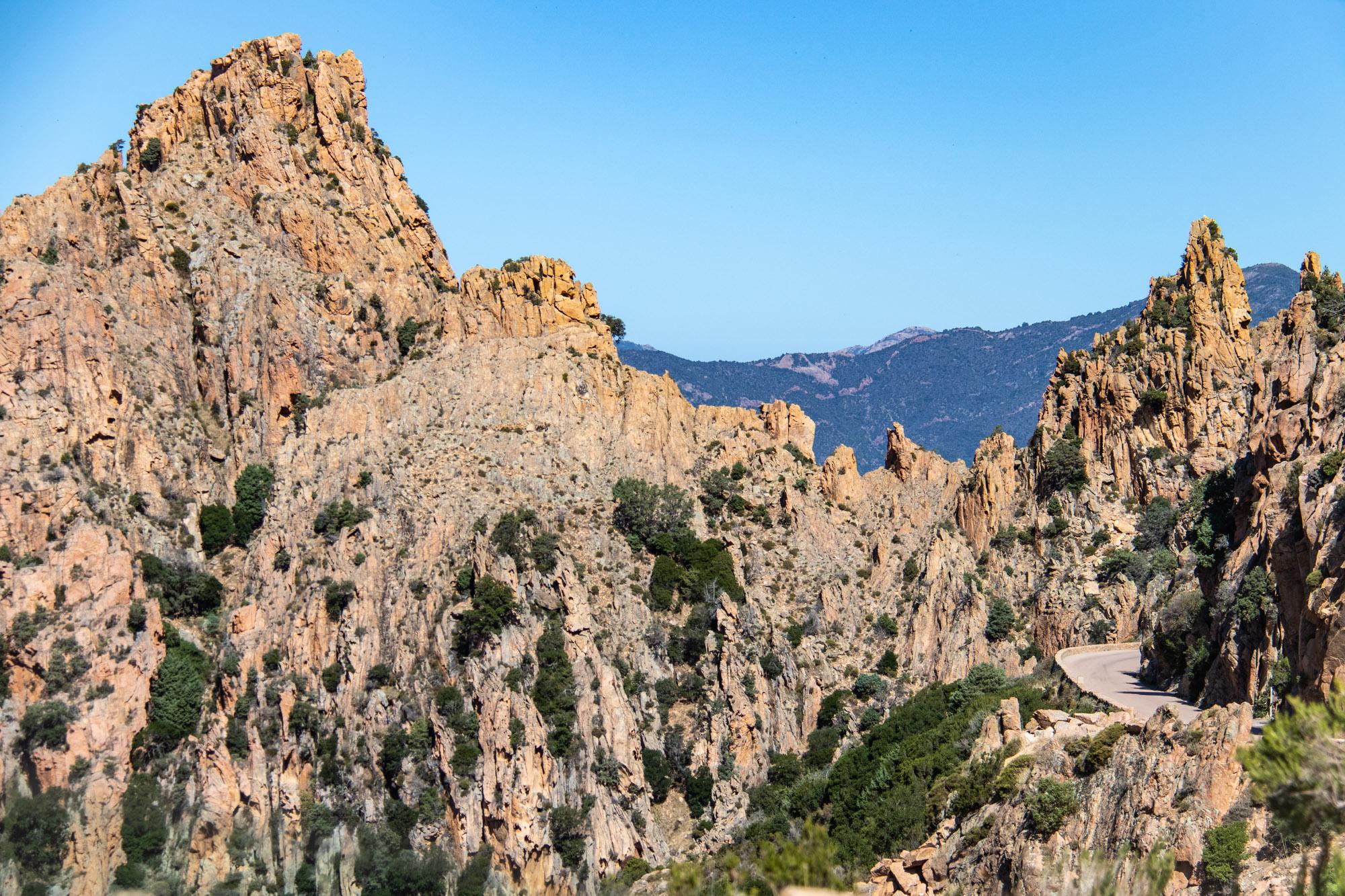 info for 79435 ed25e Calanches de Piana, bijzondere rotsformaties op Corsica - Tips voor je  vakantie in Frankrijk