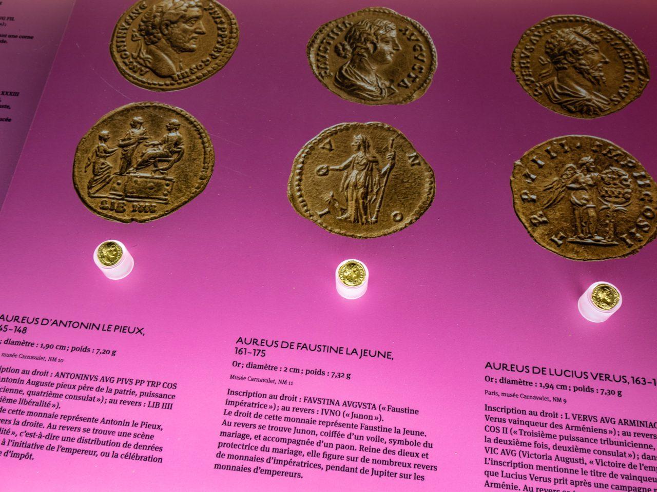 Romeinse Sporen in Parijs