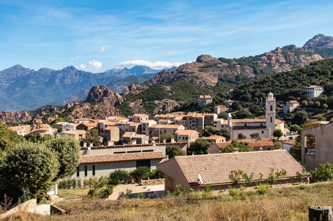 Dorpjes op Corsica