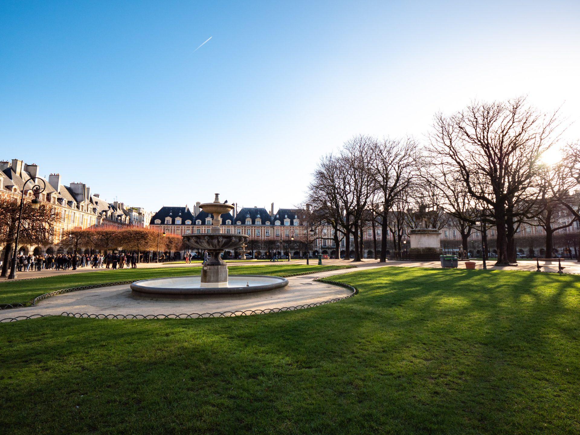 Wandeling door Le Marais