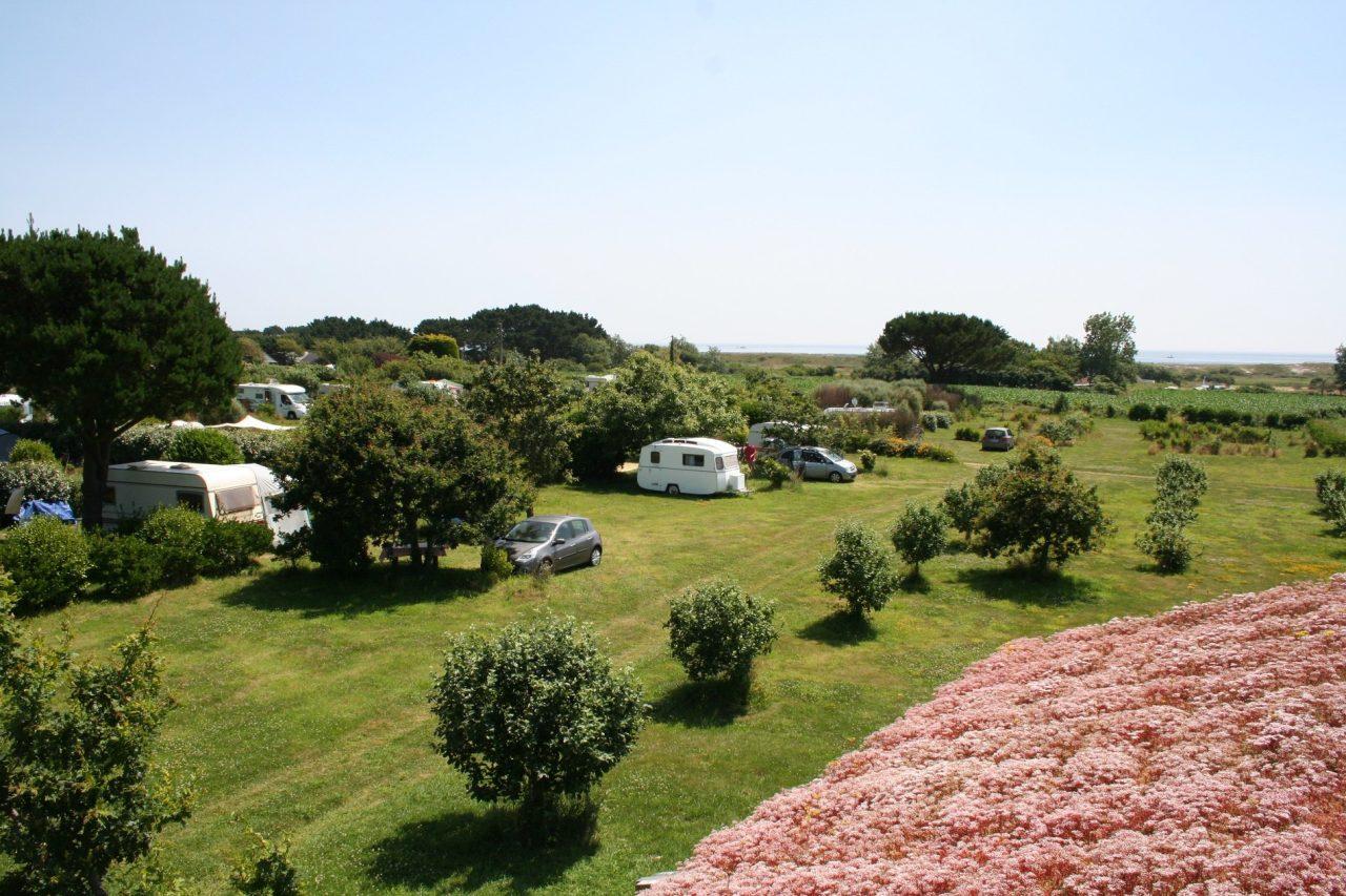 Camping Bretagne Zee Strand