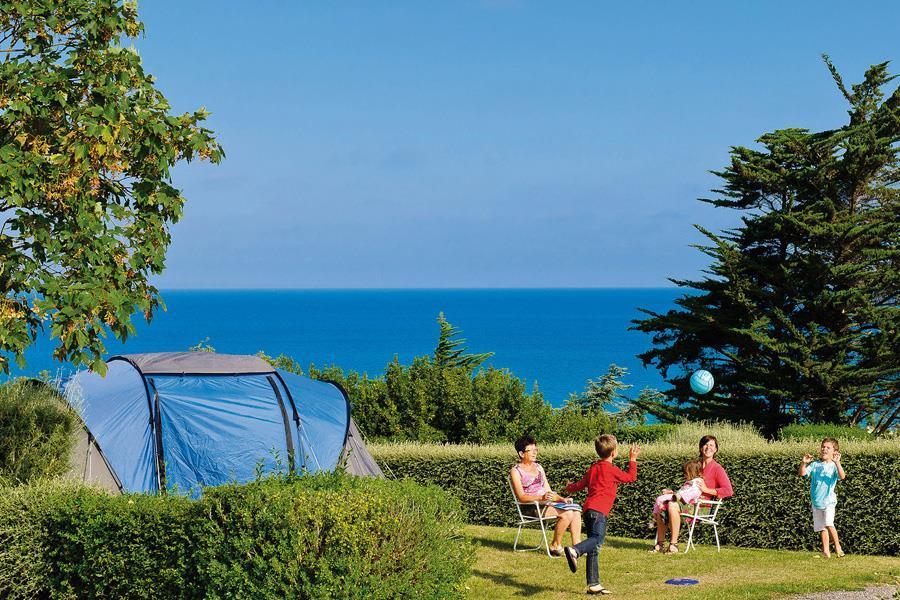 Camping Zee Bretagne Strand