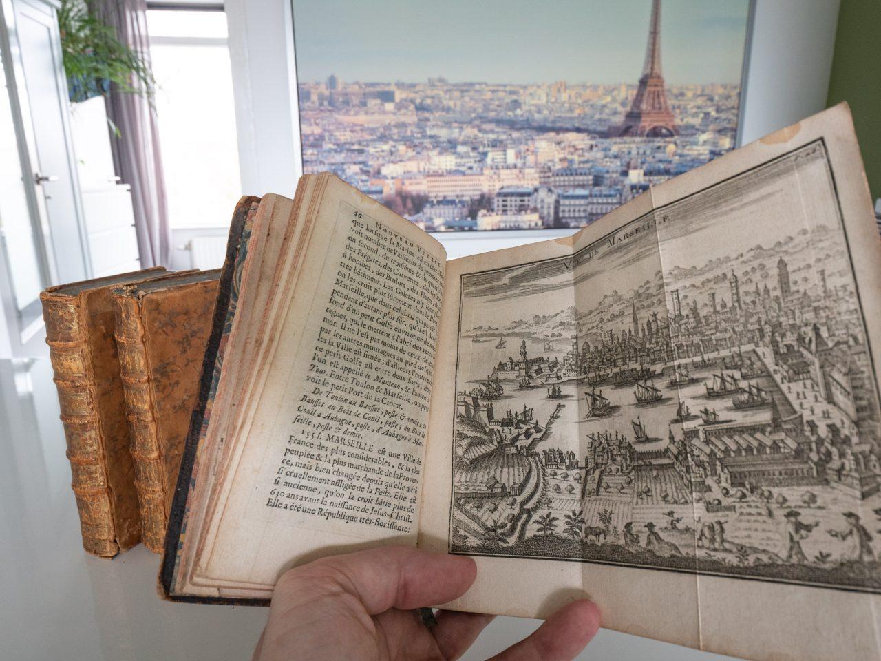Oude reisgidsen