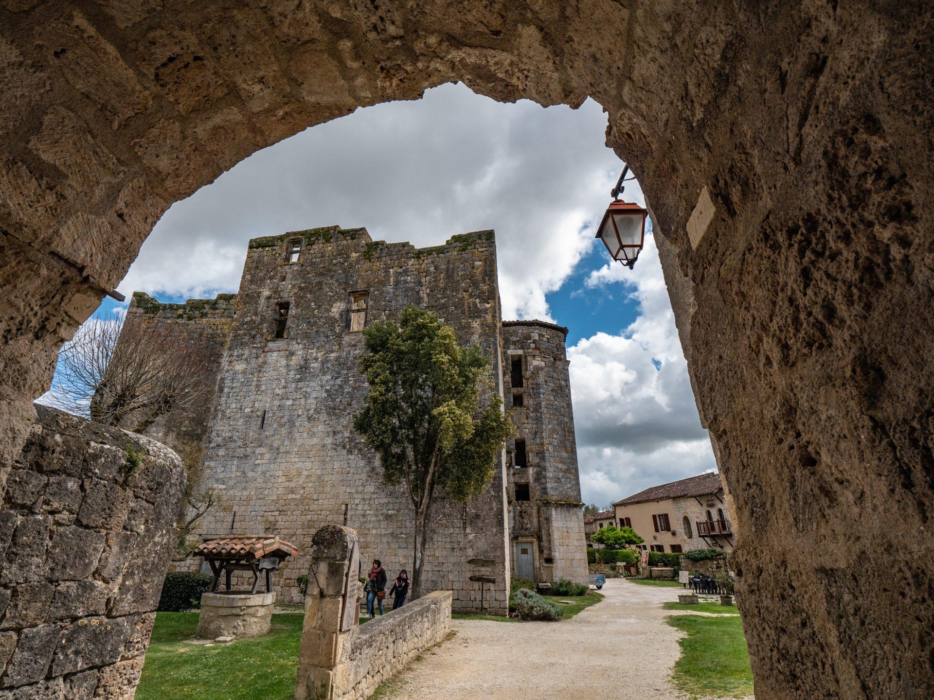 Larressingle, het kleine Carcassonne van de Gers