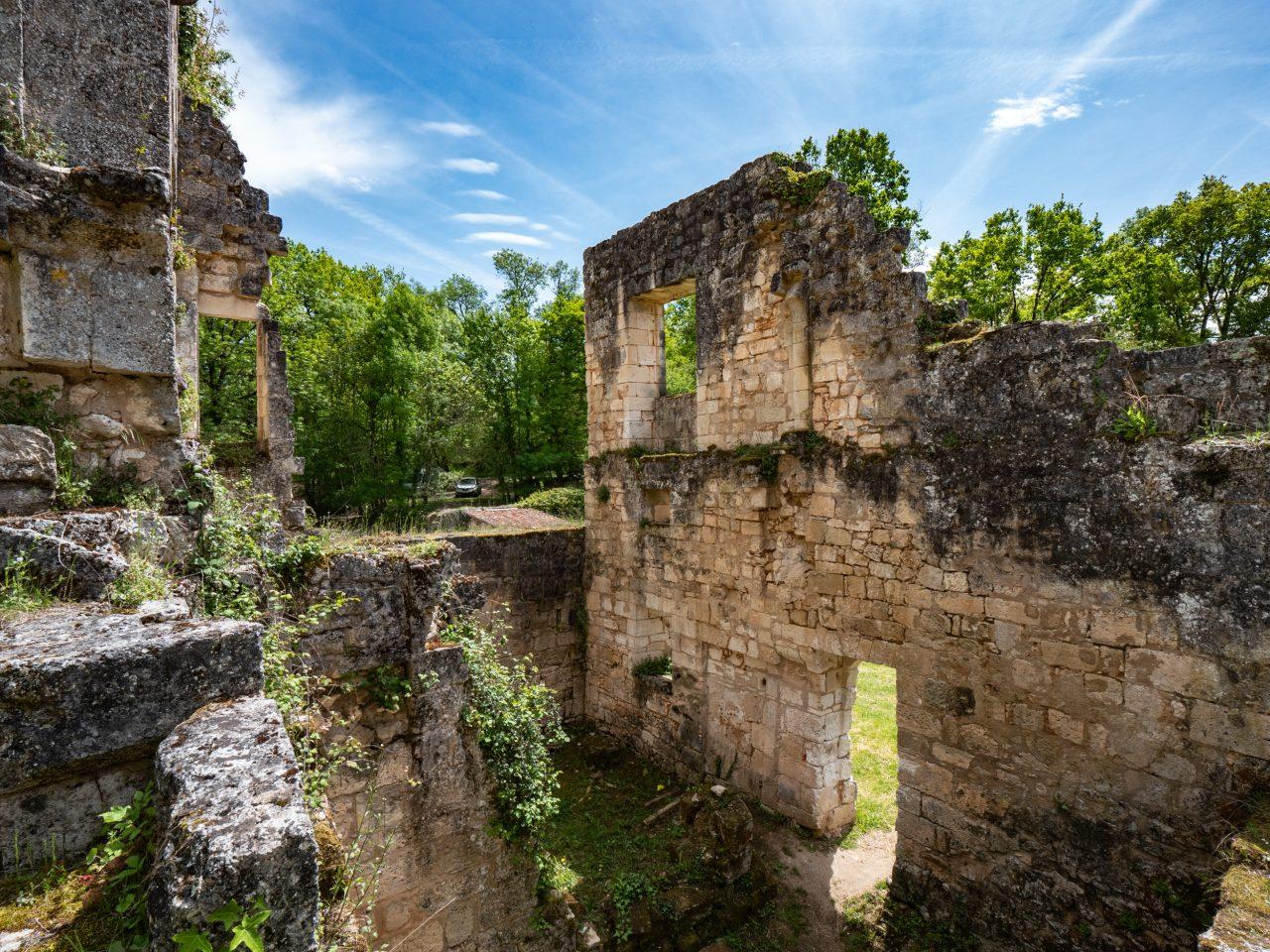 Abbaye de Boschaud