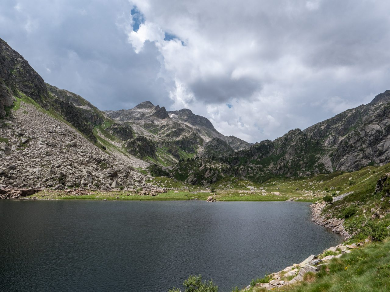 Wandeling in de Vallée d'Orlu
