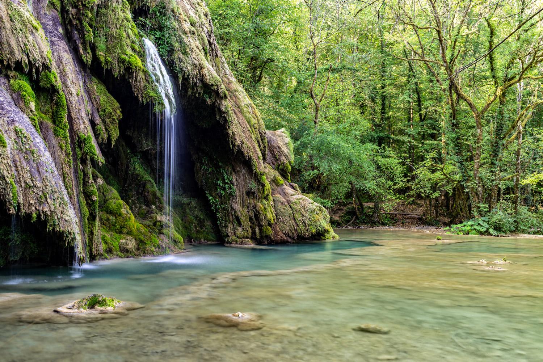Cascade des Tufs, Arbois