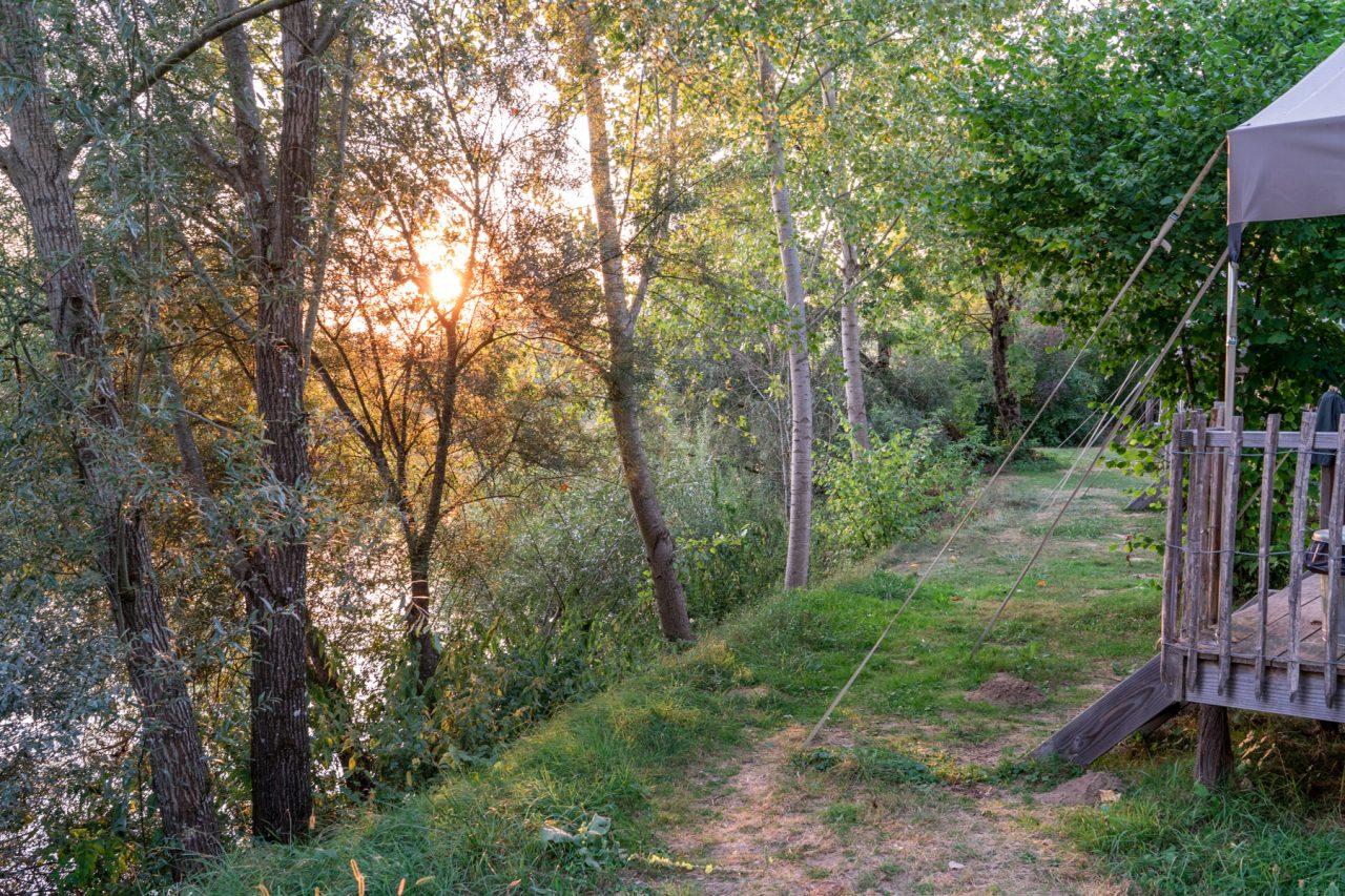 Camping La Plage Blanche